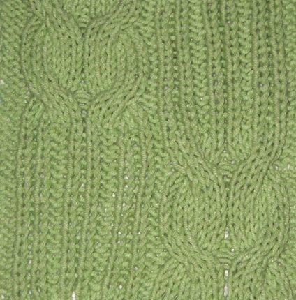 вязание спицами пряжа итальянская