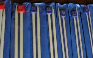 Спицы для вязания номер 4 23