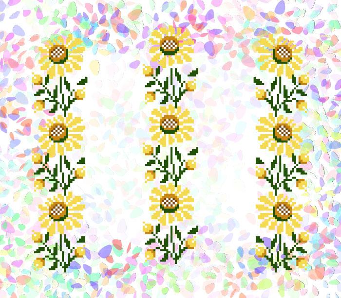 Соняшники (Подсолнухи) (3