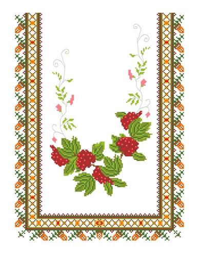 Свадебный рушнык КРК-2004 с