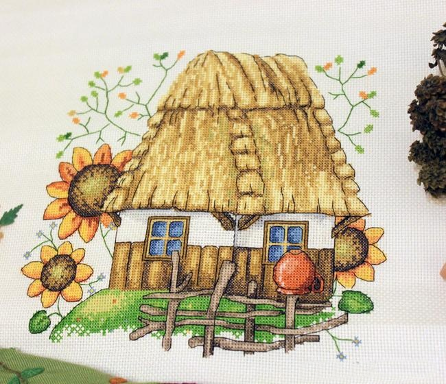 Набор для вышивания Кожній
